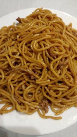 MuLan Taiwanese Restaurant: Taiwan noodle