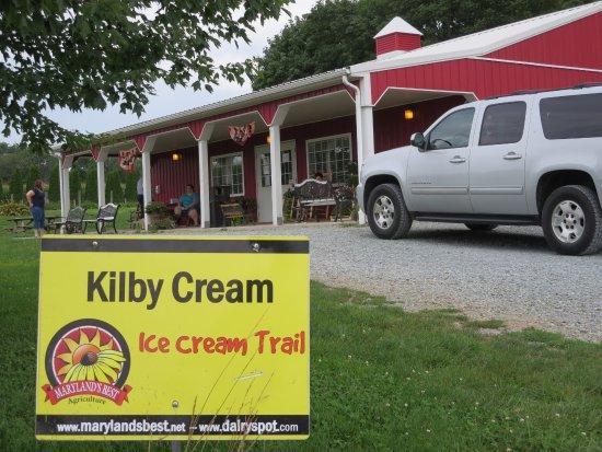 Kilby Cream Rising Sun,MD.