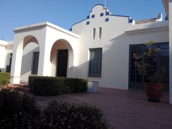 Pau Casals Museum : Entrada Casa-Museu