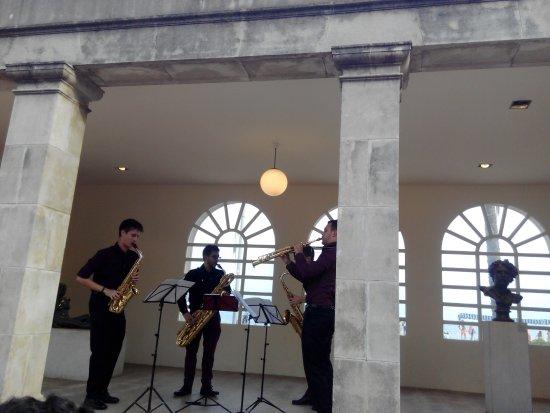 Pau Casals Museum : Concierto de Kebyart Ensemble
