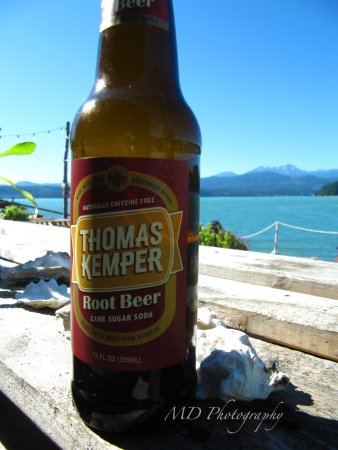 Union, WA: grab yourself a refreshing Root Beer and the enjoy the views