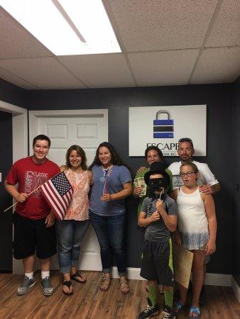 Escape Room Gettysburg