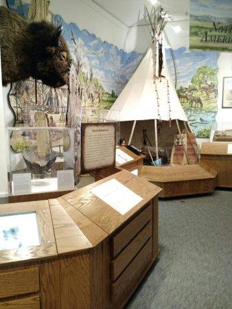 Fort Morgan, CO: Guardians of the Plains Exhibit