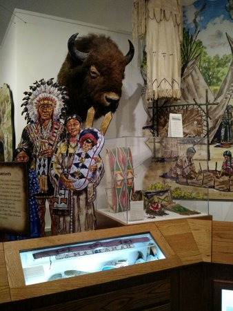 Fort Morgan, CO: Guardians of the Plains Exhibit