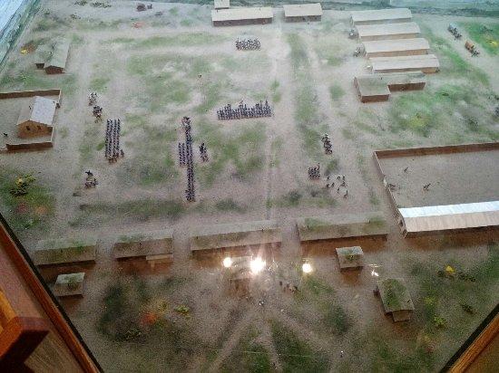 Fort Morgan, CO: Exhibit of the Original Fort