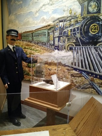 Fort Morgan, CO: Coming of the Railroad Exhibit