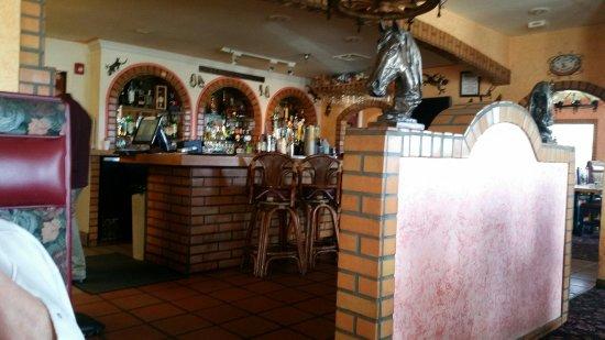 Prescott Valley, AZ: Nice bar setting
