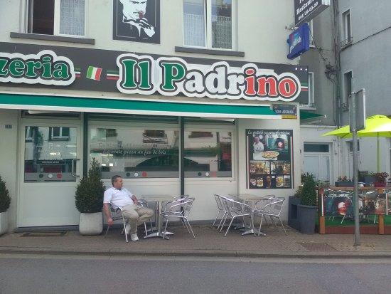 Il Padrino  bouillon ,depuis le mois de décembre 2016 ,nouvelle et unique adresse :voie jocquee
