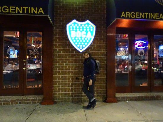Elmhurst, NY: VISITA A LA PASION.