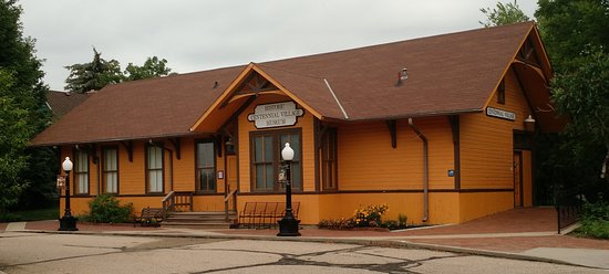 Centennial Village Museum : Main Entrance
