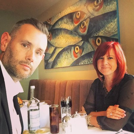 Anniversary Meal