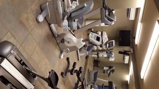 Brandon, Kanada: Fitness Room