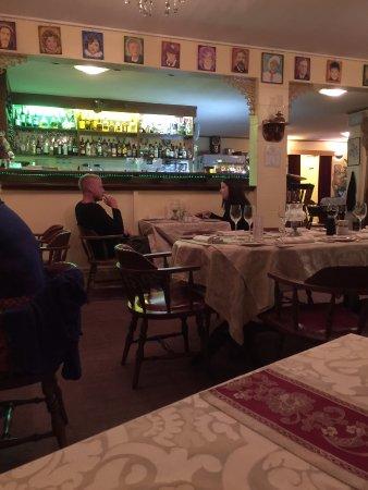 Aegean Waters: dining room