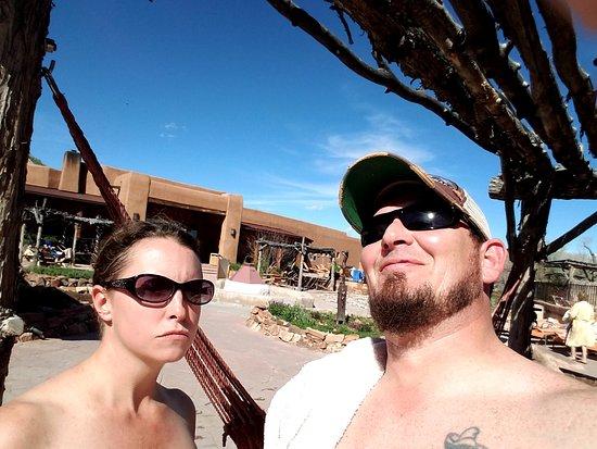 Оджо-Кальенте, Нью-Мексико: Super posh!
