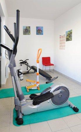 Residhome Metz Lorraine: Fitness room