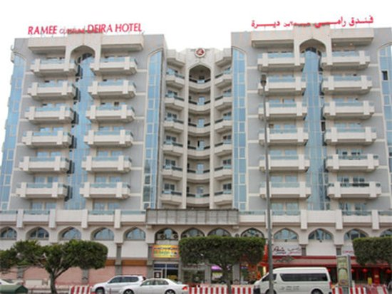 Ramee Guestline Deira Hotel : Exterior
