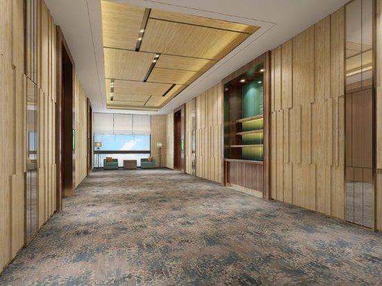 Shiyan, Cina: Meetings Foyer