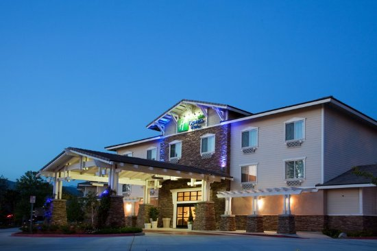 San Dimas, Kalifornien: Hotel Exterior