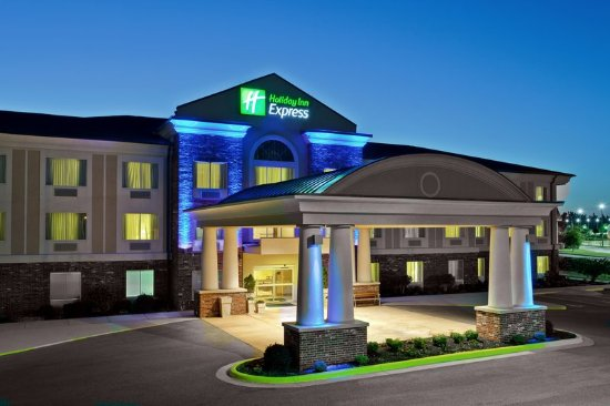 Paragould, AR: Hotel Exterior
