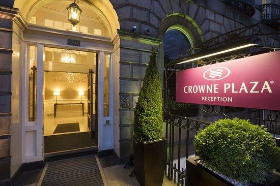 Crowne plaza edinburgh royal terrace hotel reviews for 37 royal terrace edinburgh eh7 5ah
