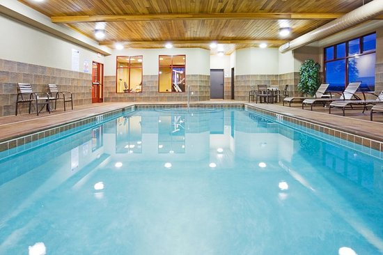 Mountain Iron, MN: Swimming Pool
