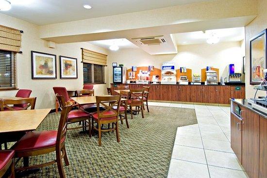 Springfield, Oregon: Breakfast Bar