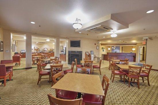 Springfield, Oregón: Lobby Seating Area