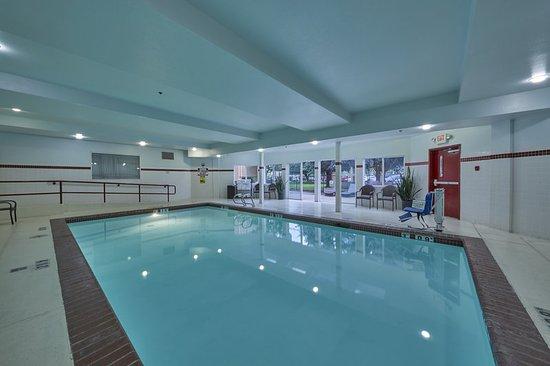 Springfield, Oregón: Heated Indoor Swimming Pool