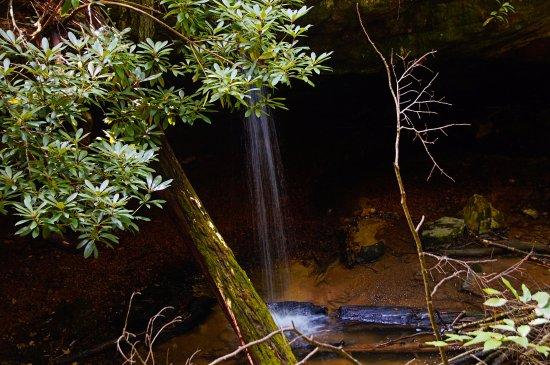 Hacker Valley, เวสต์เวอร์จิเนีย: Tenskwatawa Falls