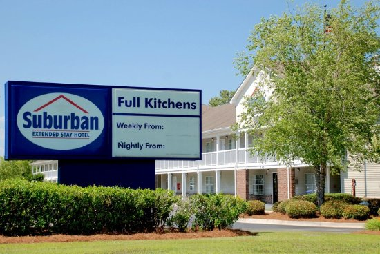 Suburban Extended Stay Hotel Wilmington Nc