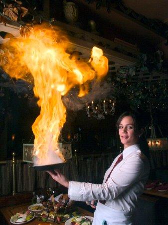 The Atheneum: Pegasus Restaurant