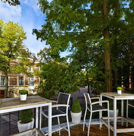 Exterior park plaza vondelpark amsterdam for 4 holland terrace needham ma