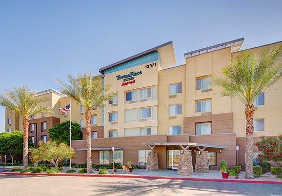 Goodyear, AZ: Entrance