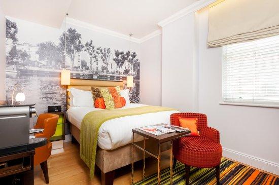 Hotel Indigo London-Paddington: Queen Bed Guest Room