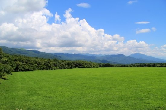 Хокуто, Япония: 展望テラスからの眺め