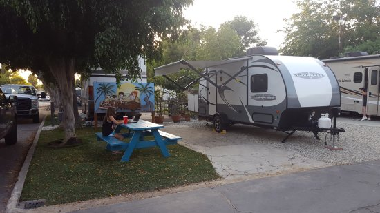 Balboa rv park updated 2017 prices campground reviews for Camping cabins near los angeles