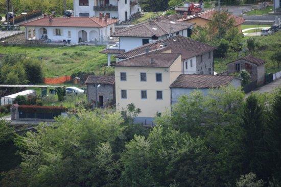 Ghivizzano, Italia: View of Casa La Pace.