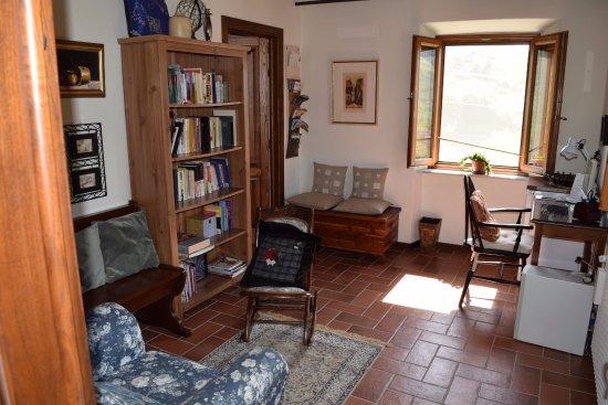Ghivizzano, Italia: Library