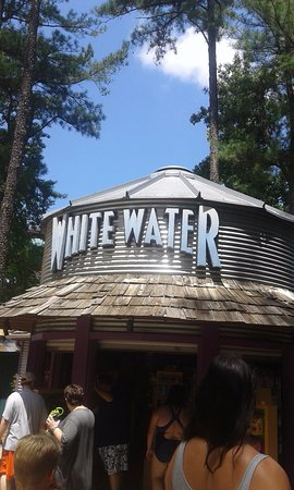 Marietta, GA: Inside the white water