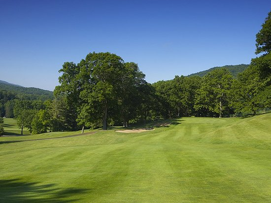 Hot Springs, VA: Old Course