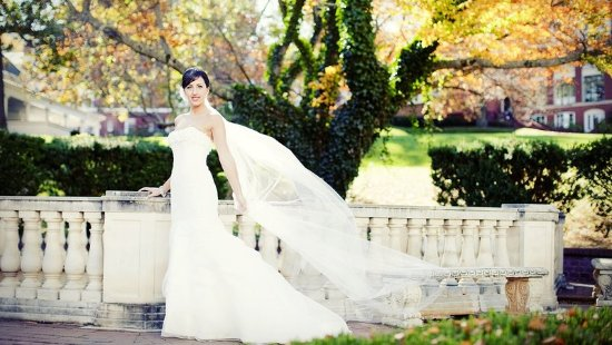 Hot Springs, VA: Fall Bride