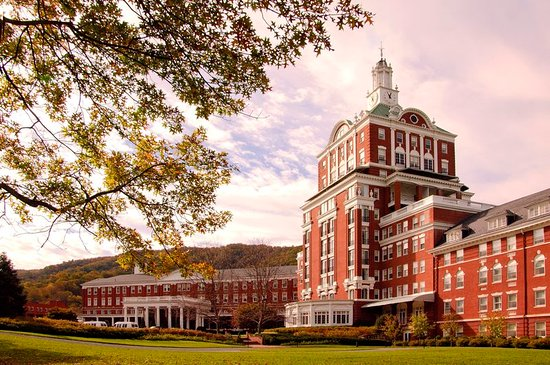 Hot Springs, VA: Fall at The Omni Homestead Resort