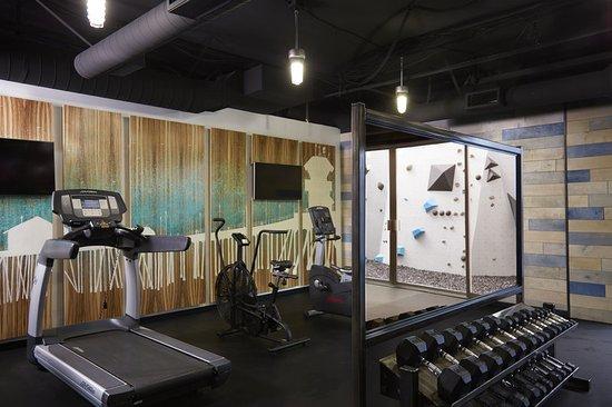 Kimpton Shorebreak Hotel: Fitness Center