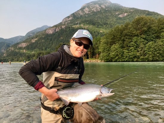 Valley Fishing Guides Day Trips: Pink Salmon