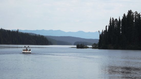Purden Lake Provincial Park: This taken from the boat launch area!