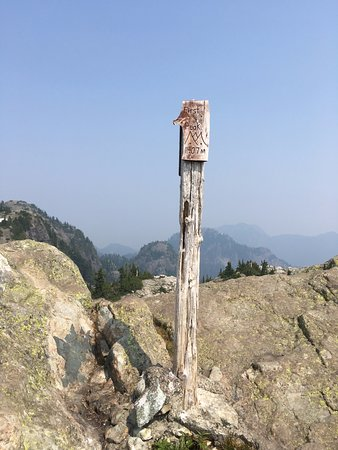 North Vancouver, Canada: First Peak at Mount Seymour