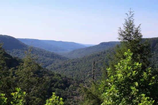 Spencer, TN: Overlook hike