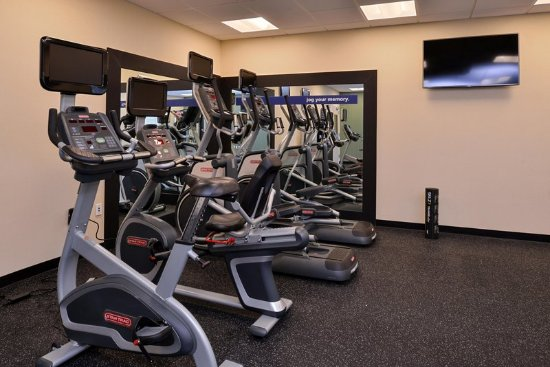East Greenbush, NY: Fitness Center View
