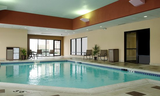 Hampton Inn by Hilton Joliet I-55: Indoor Pool