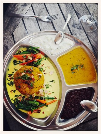 Backdoor Kitchen & Catering: One of the main courses